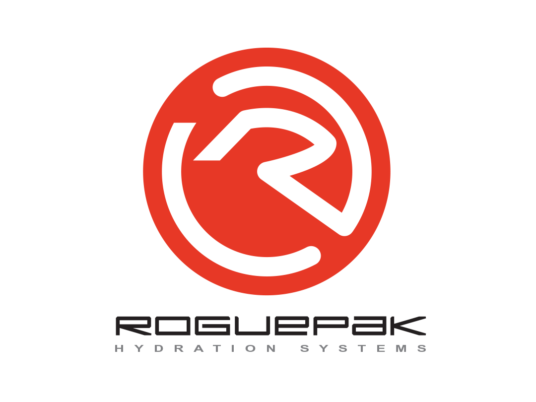 Logo design for RoguePak Hydration Systems