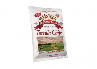 Texas-Texas Tortilla Chips