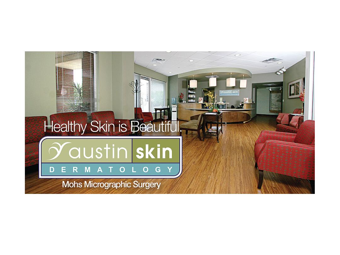 Ad design for Austin Skin
