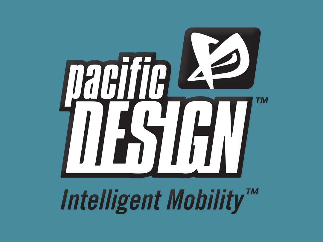 Logo for Pacific Desgin